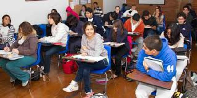 El espacio educativo Preparatoria
