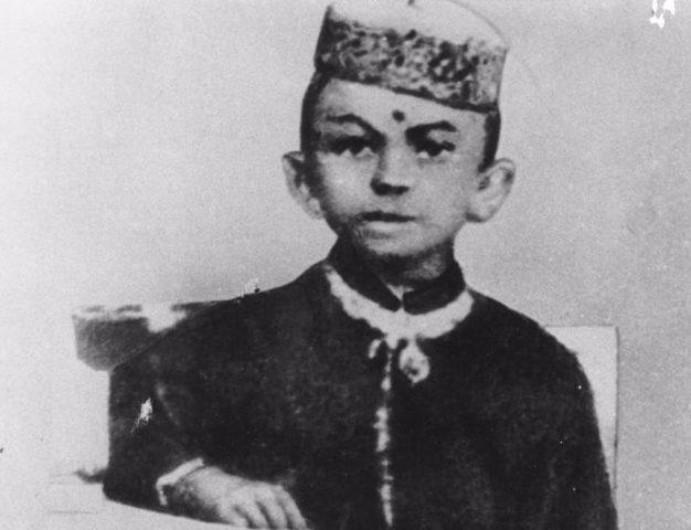 Geboorte van Mahatma Karamchand Gandhi
