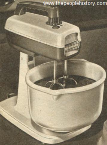 12- Speed Mixer