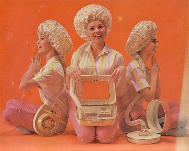 Bonnet Hair Dryer