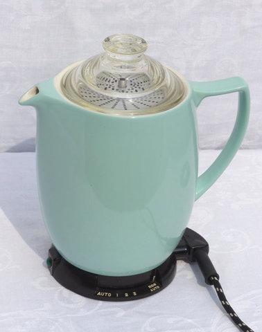 Automatic coffee Pot