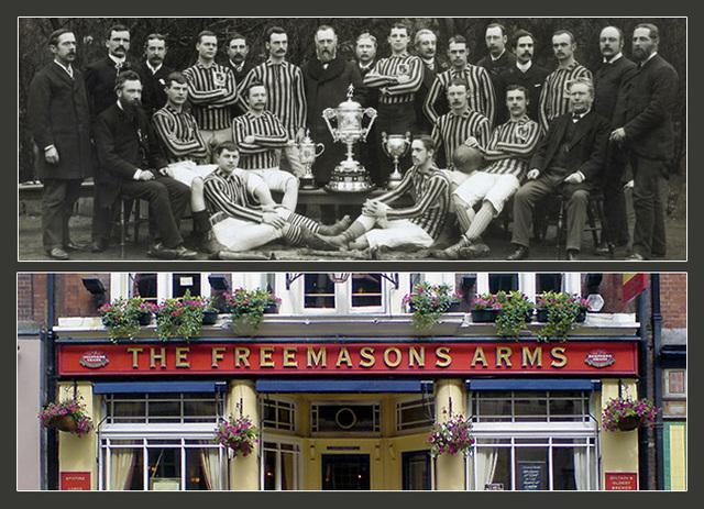 Y nació la Football Association