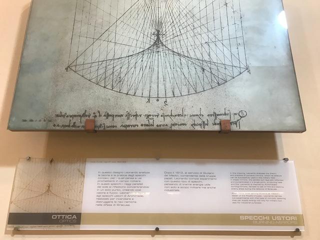 Da Vinci and Science