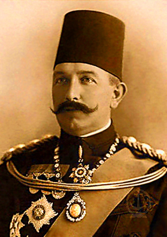 Tawfiq afløses af sønnen Abbas 2. Hilmi