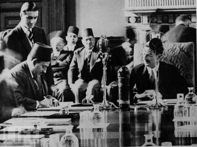 Anglo-Egyptisk aftale