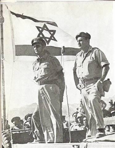 Israel besætter Egypten