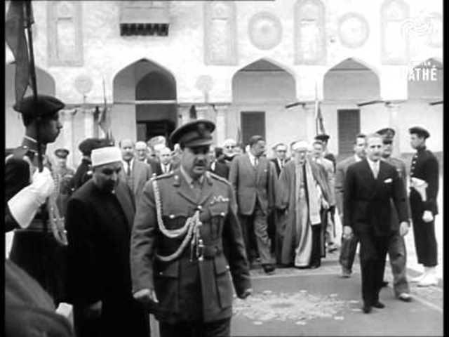 Egypten indgår union med Syrien