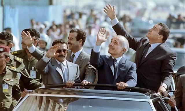 Egypten genindtræder i den arabiske liga
