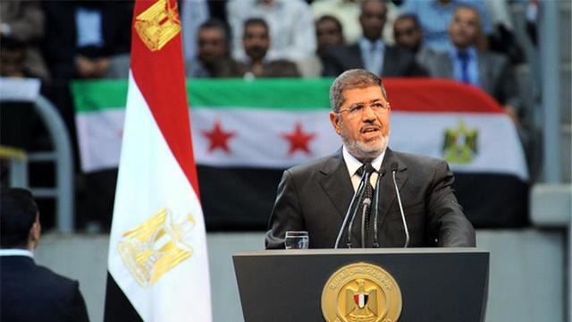 Mohammed Morsi vinder præsidentvalget