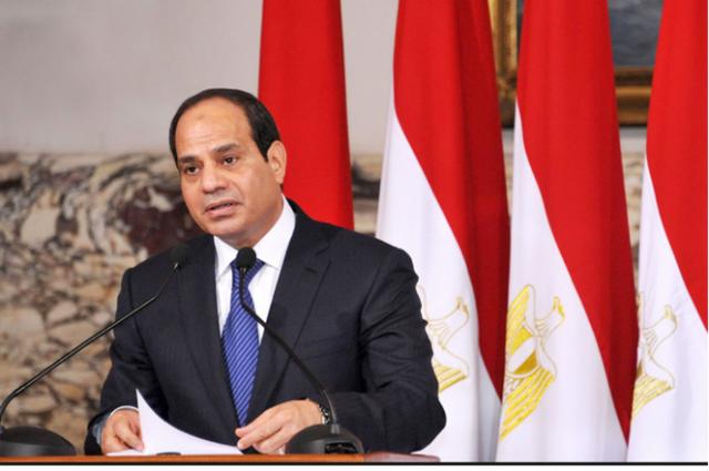Abdel Fattah al-Sisi bliver ny præsident