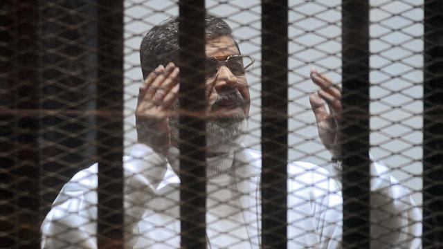 Morsi dømmes til døden