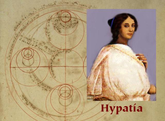 Death of Hypatia of Alexandria