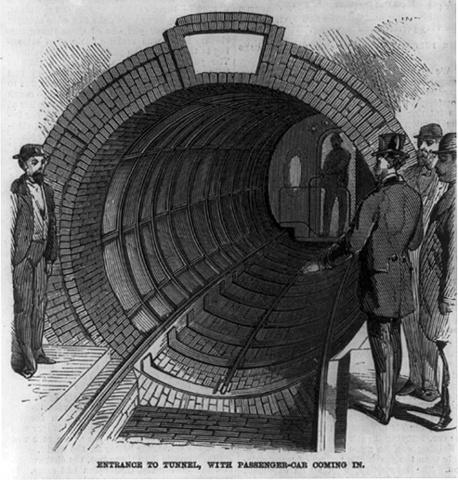 Pneumatic Subway