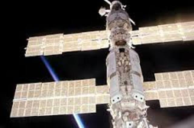 First Manned Space Station