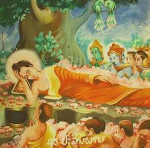 Siddhartha/ Budda Dies