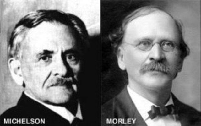 Michelson y Morley