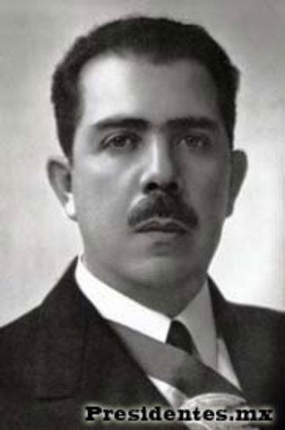 LÁZARO CÁRDENAS DEL RÍO (1934-1940)