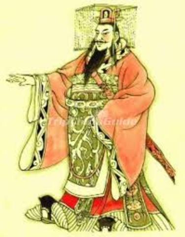 Qin rule begin
