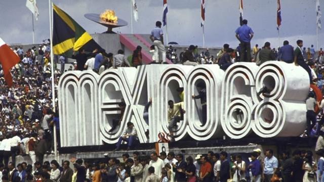 Inauguracion de los Juegos Olímpicos