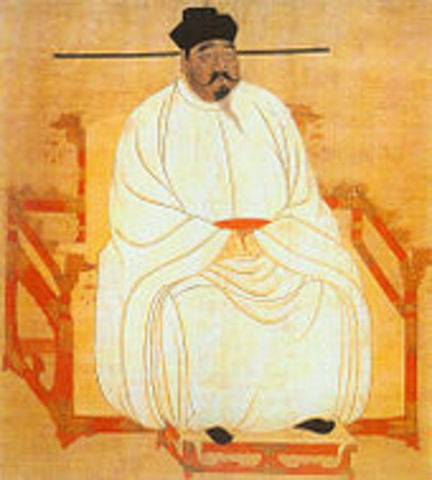 The Song dynasty begins