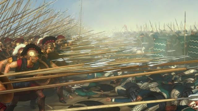 Alexander the Great defeats Darius