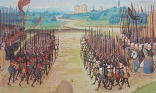 Hundred Years War begins