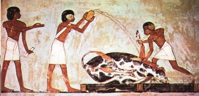 Papiros egipcios de Lahun/Kahun