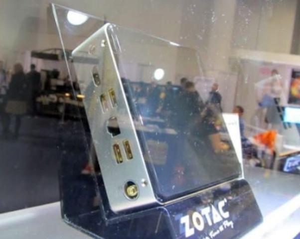 Lançamento de novos microcomputadores