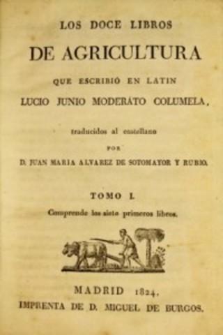 Columela (4 d. C -70 d. C.)