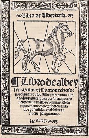 Escritos veterinarios españoles más antiguos