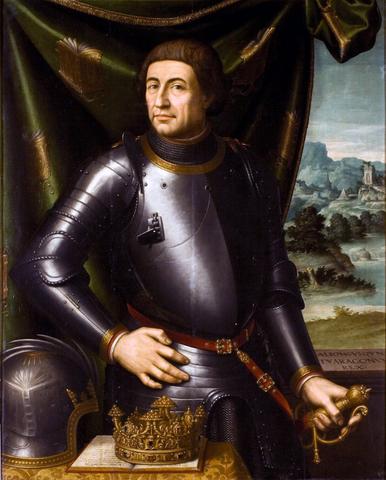 Rey Alfonso V De España