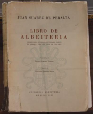 """""""Tratado de Albeytería"""""""