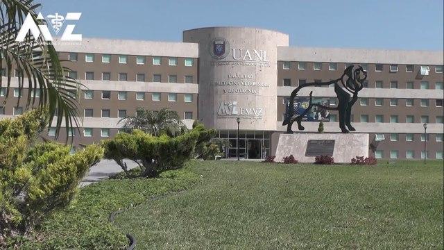 Escuela de Medicina Veterinaria y Zootecnia UANL