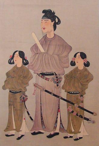 Prince Shotoku sends official representatives to China to study arts and government