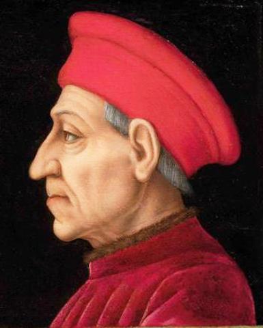 Cosimo de' Medici takes power in Florence