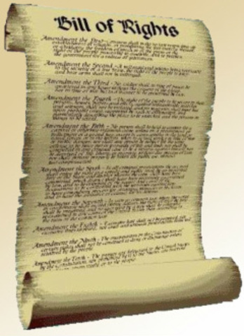 The English Bill of Rights passes