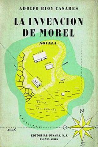 La invención de Morel (Adolfo Bioy Casares)