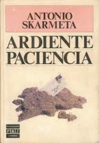 Ardiente paciencia (Antonio Skármeta)