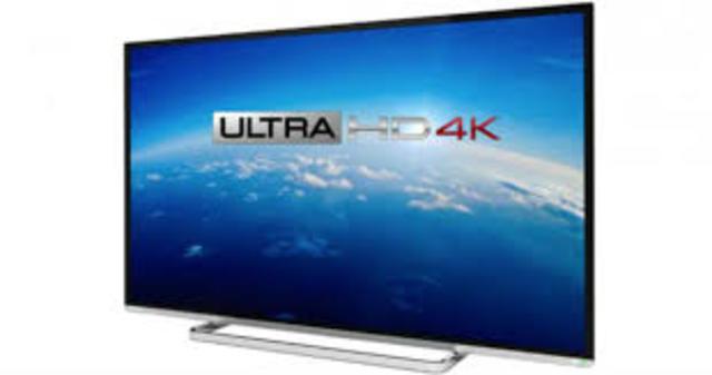 TELEVISORES 4K ULTRADELGADAS