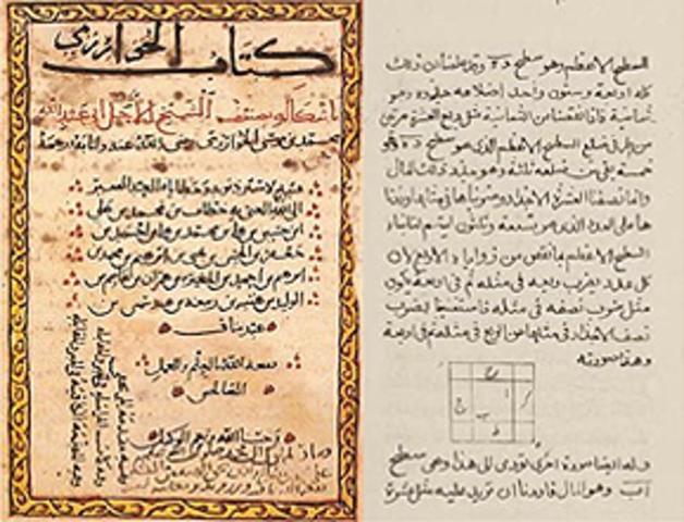 """El álgebra de """"Al-gebr w'al-muqabalah"""