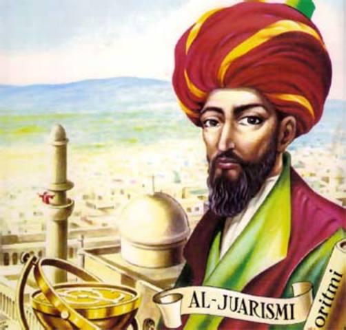 Al-khowarizmi (780-850)