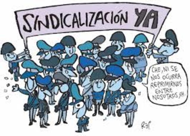DERECHO DE SINDICALIZACION