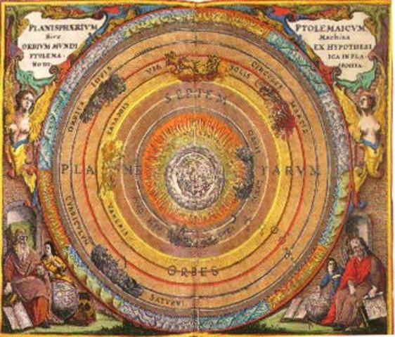 Creation of the Ptolemaic Model