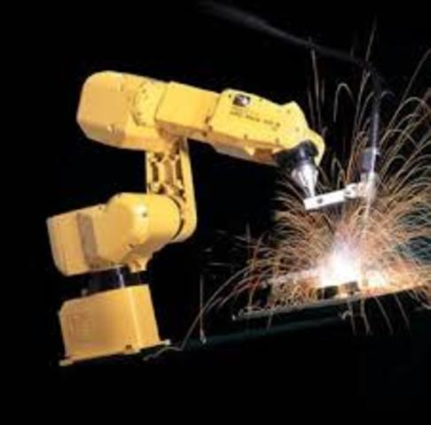Robot para soldarura