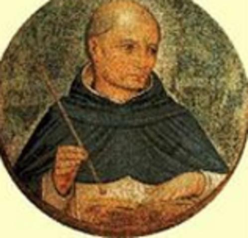 Jordanus Nemorarius (?-1236)