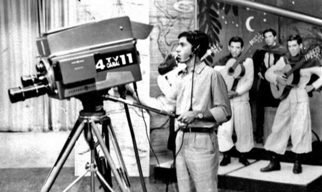 """""""LAS PRIMERA TRANSMISIONES EXPERIMENTALES DE TELEVISIÓN"""""""