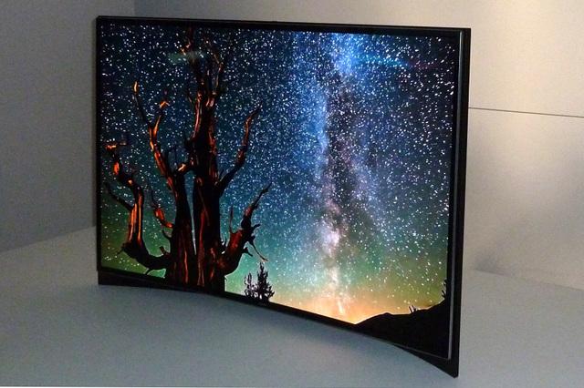 CURVE OLED TV