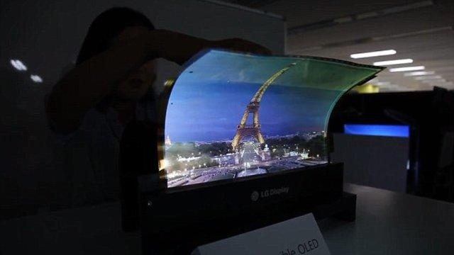 CURVE HD OLED 8K