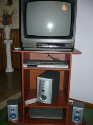 DVD y Televisión 28``