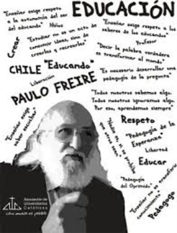 Educación para Freire